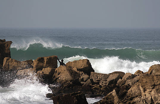 Big Surf by Steve Vanhemelryck