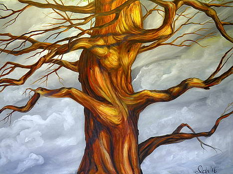 Big Tree by Ida Eriksen