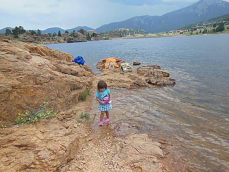 Big Water by Katie Wamsley-Yavuz