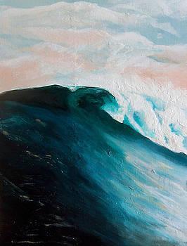Racquel Morgan - Big Wave