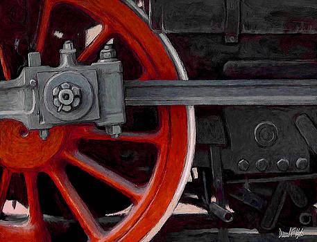 Big Wheel by David Kyte