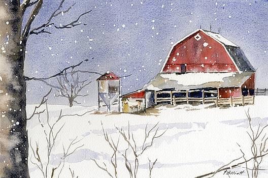 Big White Horse by Marsha Elliott