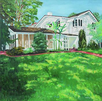 Big White House by Rhett Regina Owings