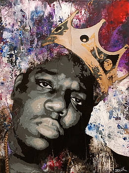 Biggie by Bobby Zeik