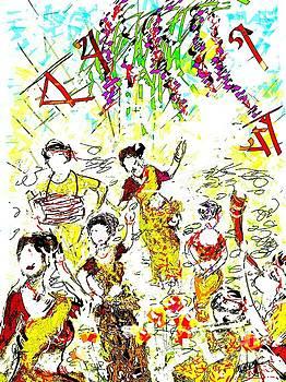 Bihu by Subrata Bose