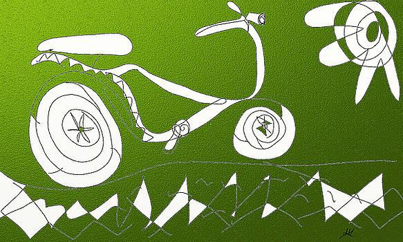 Bike by Agnes Karcz