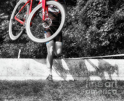 Bike Lifting  by Steven Digman