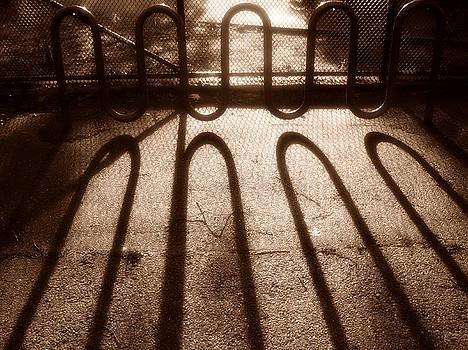 Bike Stand by Jeff Breiman