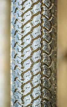 Eduardo Huelin - bike tire macro closeup texture background