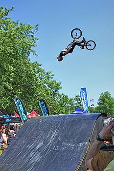Bike Trick by Tom Winfield