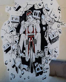 Guy Shultz - Biker Breakout