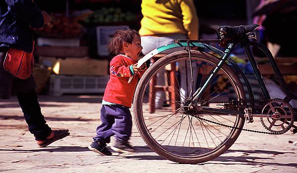 Biker by Roger Lever