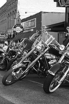 Bikes on Beale by Dawn Davis
