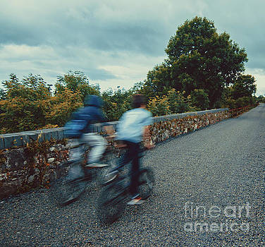 Marc Daly - Bikes on the Deise Greenway 2