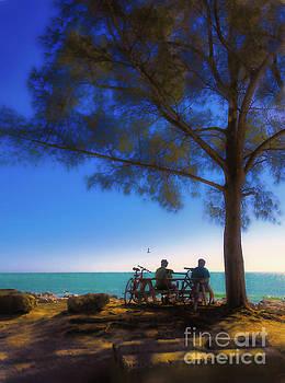 Biking ver 3 by Larry Mulvehill