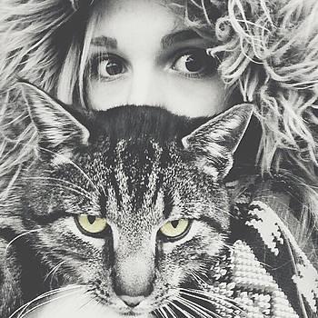 #bildermitkater. #katzetrifftkater #meow by Anna Schwaab
