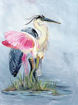 Bill by Cherie Nowlin McBride - Duckie