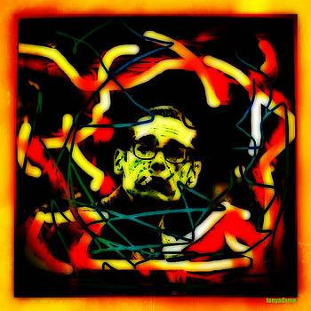 Bill Evans/Thunderstorm Crossing by Tony Adamo