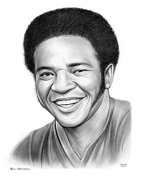 Bill Withers by Greg Joens