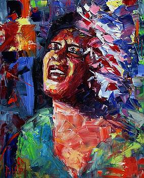 Billie Holiday Live by Debra Hurd