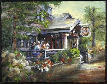 Bill's Tavern by Sharon Abbott-Furze