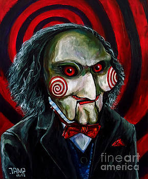 Billy the puppet by Jose Mendez