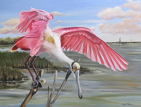 Biloxi Bayou Beauty by Phyllis Beiser