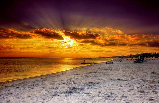 Biloxi Beach by Jason Rossi