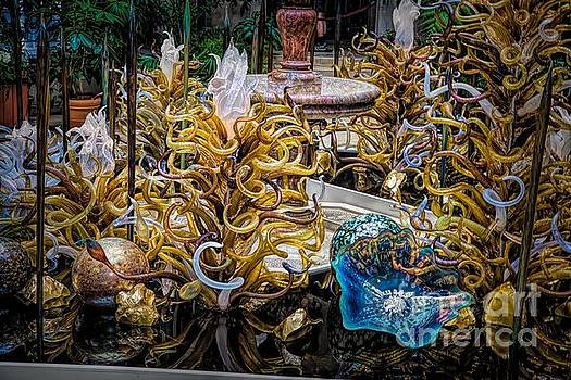 Biltmore Chihuly 3 by Buddy Morrison