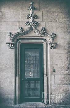 Dale Powell - Biltmore Estate Door