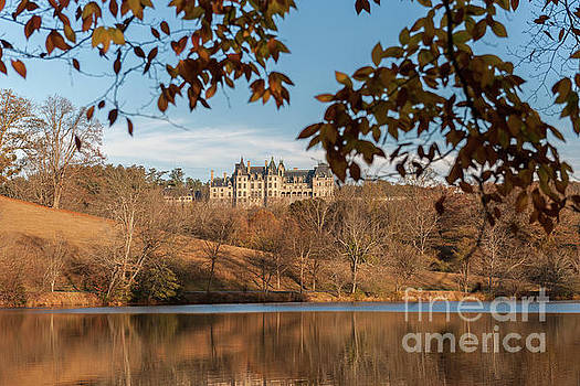Biltmore View in November by Dale Powell