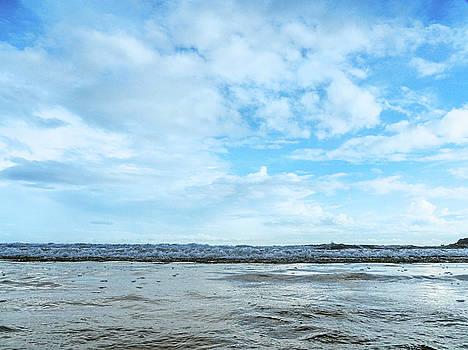 Binh Hai Beach by Tran Minh Quan
