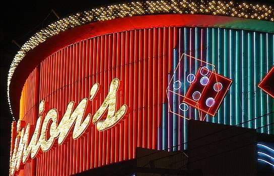 Binions Casino  by Bill Buth