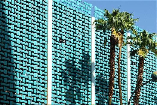 Binions Casino Las Vegas by Bill Buth