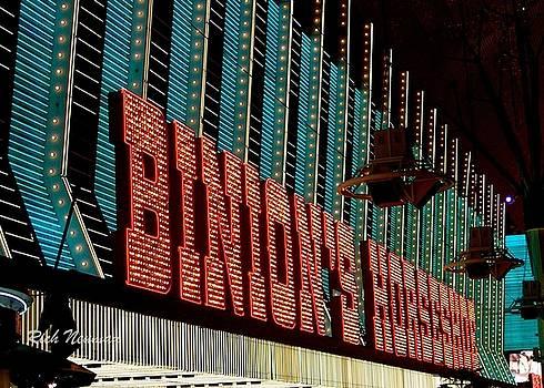 Binions Marquee by Rich Neuman