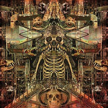 Biomechanoid by Bill Jonas