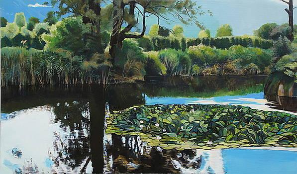 Biotop in May by Robert Keseru
