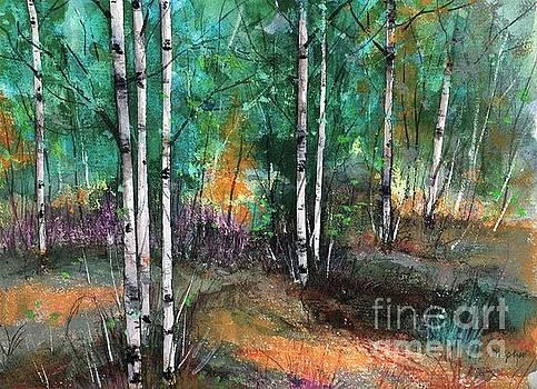 Birch Magic by Diane Splinter