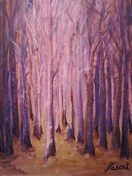 Birchs by Patty Pascal