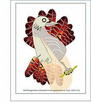 Bird 2 by Shirley Sacks