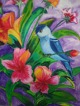 Bird by Aditi Laddha