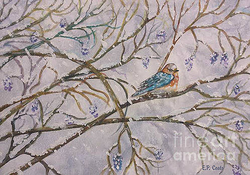 Bird and Branches by Elizabeth Coats