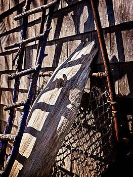 Bird Barn Details by Frank Winters