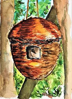 Bird Bunk by Elaine Duras