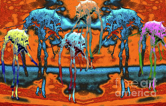 Bird Droppings Dance by Morris Keyonzo