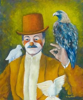 Bird fancier by Terry Cipelletti