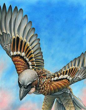 Bird Flight by Cara Bevan
