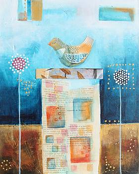 Bird House by Johanna Virtanen