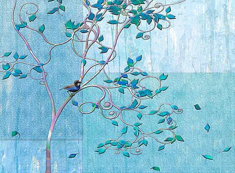 Nina Bradica - Bird in a Tree-1