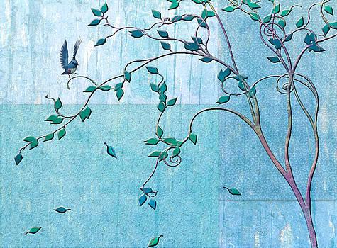 Nina Bradica - Bird in a Tree-2